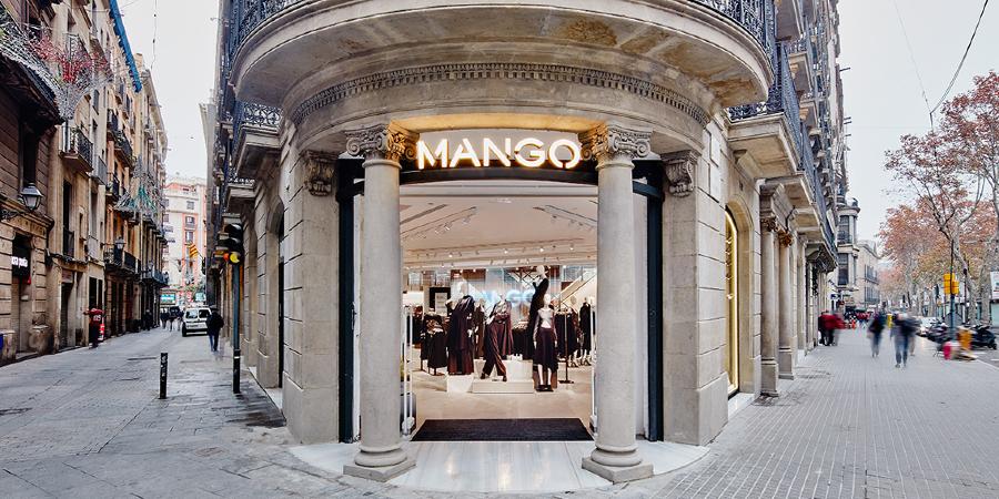 Online evita quebra na Mango: vendas quase nos níveis pré-Covid