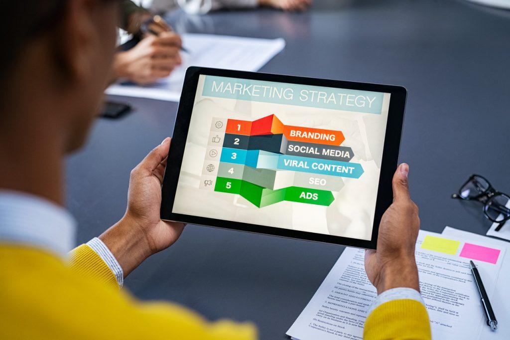 A importância das estratégias digitais