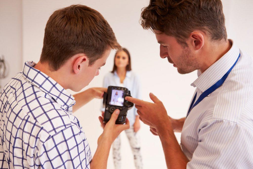 A relação entre a fotografia e as vendas