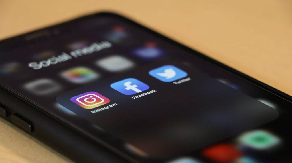 Tendências nas Redes Sociais